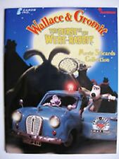 60 NEW Wallace and Gromit Stickers Cards Inc Curse Were Rabbit Movie Sticards