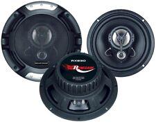 Renegade RX830 20cm Triax Lautsprecher 3-Wege Lautsprecher Boxen Heckablage Auto