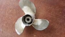 Propeller Schraube aluminium 3 Blatt
