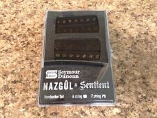 NEW Seymour Duncan Nazgul / Sentient 7 String Pickup Set