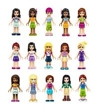 LEGO FRIENDS Genuine Minifigure Bundles various characters and accessories