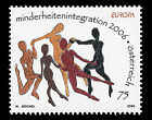 # AUSTRIA ÖSTERREICH - 2006 - EUROPA CEPT - Young People - Set Stamp MNH
