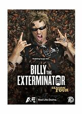 Billy The Exterminator: Season 4 [DVD] Free Shipping