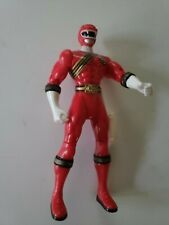 Power Rangers Wild Force - Red Ranger - Loose, Bandai 2001