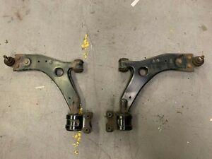 Ford Focus ST Wishbone PAIR Steel Suspension Arm 05 - 10 MK2 L/H R/H 21mm MOOG