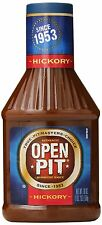 OPEN PIT HICKORY 18 OZ(Pack of 2)