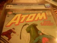 The Atom #10 1964 CGC 8.5 DC Comics REDUCED!!