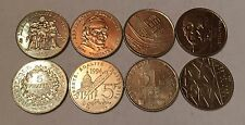 Série De 5 Francs Monnaies Françaises Commémoratives Voir Mes Autres Séries