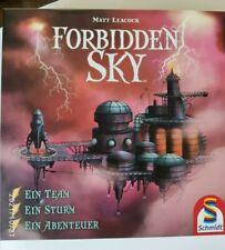Forbidden Sky Brettspiel Schmidt Spiele