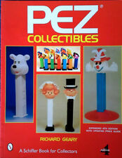 PEZ COLLECTIBLES - EXPANDED 4TH EDITIION - 120 PAGES - RICHARD GEARY