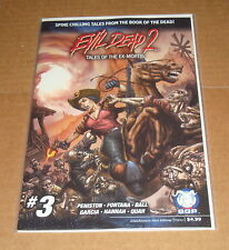 Evil Dead 2 Tales of the Ex-Mortis #3 1st Print Ash Army of Darkness