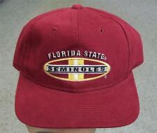 Florida State Seminoles hat SNAPBACK VINTAGE Sports Specialties Deion nwot RaRe
