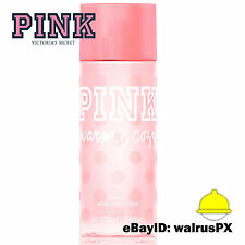 Victoria's Secret PINK WARM & COZY Body Mist and Spray Splash - 8.4 OZ FULL SIZE