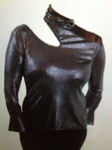 Plus Size Women Top/Turtleneck By Jean Marc Philippe Size 24