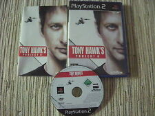 TONY HAWK´S PROJECT 8 SKATE PLAYSTATION 2 PS 2  USADO EN BUEN ESTADO