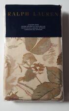 Ralph Lauren Archival Collection Wilton Rose Floral One Standard Pillow Sham