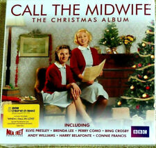 """NEW & SEALED """"CALL THE MIDWIFE - THE CHRISTMAS ALBUM"""" (NEW/SEALED CD ALBUM)"""