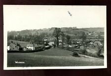 Somerset WEDMORE General view used 1958 RP PPC