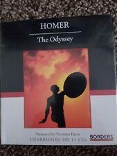 The Odyssey by Homer (2005, CD)