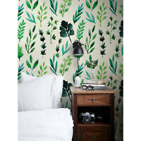 Wildflowers Wall mural Self adhesive  Removable wallpaper decor Peel & Stick