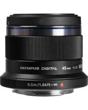 Objetivo nuevo con Garantía Olympus M.Zuiko Digital 45mm F1.8 - Negro