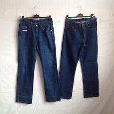 Lot de 2 Pantalons Jeans_ Bleu _ T40 _ ( PJ05/03/6 )