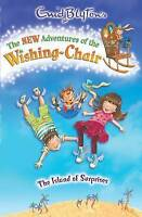 The Island of Surprises (The New Adventures of the Wishing-Chair), Dhami, Narind
