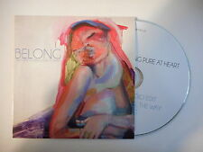 THE PAINS OF BEING PURE AT HEART : BELONG [ CD SINGLE PORT GRATUIT ]