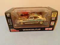 RACING CHAMPIONS NASCAR 50th Anniv. hot Rod 69 Chevy cameo 1:24 scale  Gold