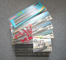 Carrera servo 140 colección 77509 doble precisamente 78581 rondas contador schwingtafel