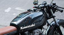 Kawasaki Vinyl Sticker Decal Car Motorcycle VARIABLE SIZE White Black
