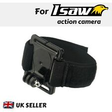 Wrist Strap Mount for Isaw Edge A3 Extreme Advance Air Sports Action Cameras