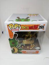 BOX DAMAGED - Funko POP ! Shenron GOLD 265 - DragonBall Z - Oversize