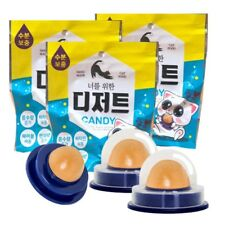 [Dessert for you] Cat Snacks Candy Licking Solid Nutrition Energy Ball 3pcs추