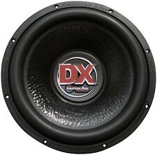 """American Bass DX154 *Dx15* Woofer 15"""" 1000W Max"""