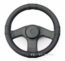 Lenkradbezug ECHTES LEDER passend für Mazda, Renault Nissan, Mitsubishi, Peugeot