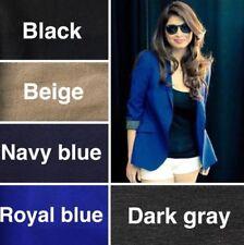 Thick Formal Blazer BB - Royal Blue Size Large