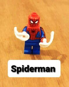 NEW LEGO 76173 MARVEL SUPERHEROES SPIDERMAN MINIFIGURE BRAND NEW