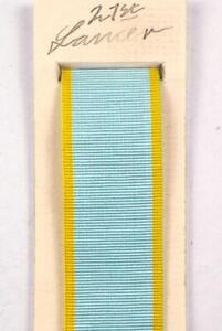 Crimea Medal Ribbon Replacement for Full Size Medal 30mm wide Crimean War 1855