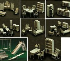 Bathroom Furniture Kit in 12th Scale for Dolls House