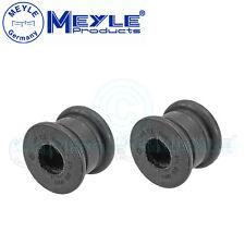 2x Meyle (Allemagne) anti roll bar buissons essieu avant gauche & droite no: 014 615 0003