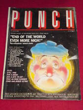 July Punch News & General Interest Humour Magazines