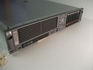 HP Proliant DL380 G5 Rackmount Server Dual Intel Xeon Quad Core 2.00 GHz CPUs