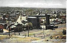 Wholesale Grocers Coal Plant in Carbondale PA Handsome Vintage Postcard not used