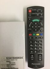 PANASONIC ORIGINAL GENUINE REMOTE CONTROL N2QAYB000604 For TH-P50U50A, TH-42E3A
