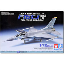 TAMIYA 60786 F-16 CJ Fighting Falcon 1 : 72 avions Model Kit