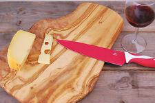 Schneidebrett Olivenholz Holzbrett Frühstücksbrett Brett Holz Vesperbrett 40cm