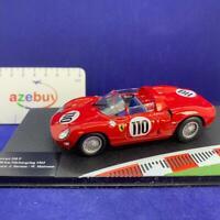 Ferrari 250 P 1000 km Nurburgring Italian Sports Car 1963 Year 1/43 Scale Model