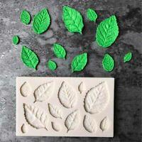 3D Silicone Fondant Mold Cake Decor DIY Chocolate Sugarcraft Baking Mould Tools