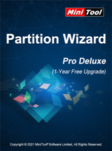 MiniTool Partition Wizard Pro Deluxe {1 Year}